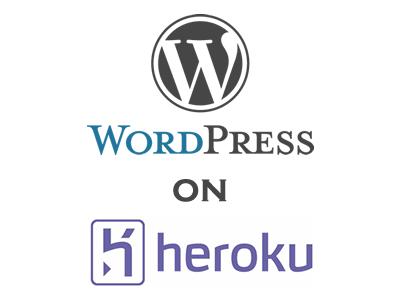 wordpress-on-heroku