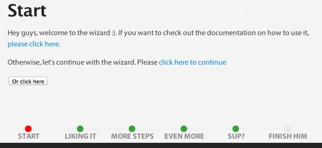 Angular-wizard